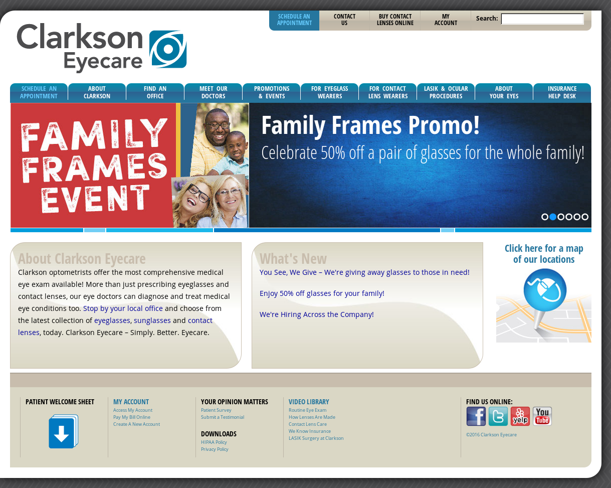 Clarkson Eyecare Competitors, Revenue and Employees - Owler