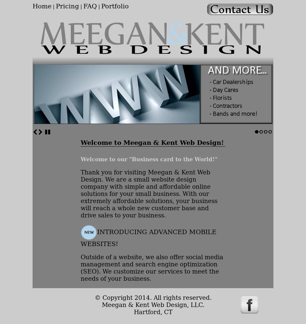 Meegan Kent Web Design Competitors Revenue And Employees Owler Company Profile