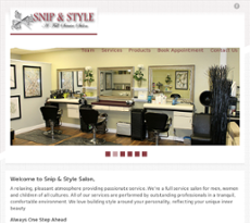 Snip style salon company profile revenue employees for A salon enfield ct