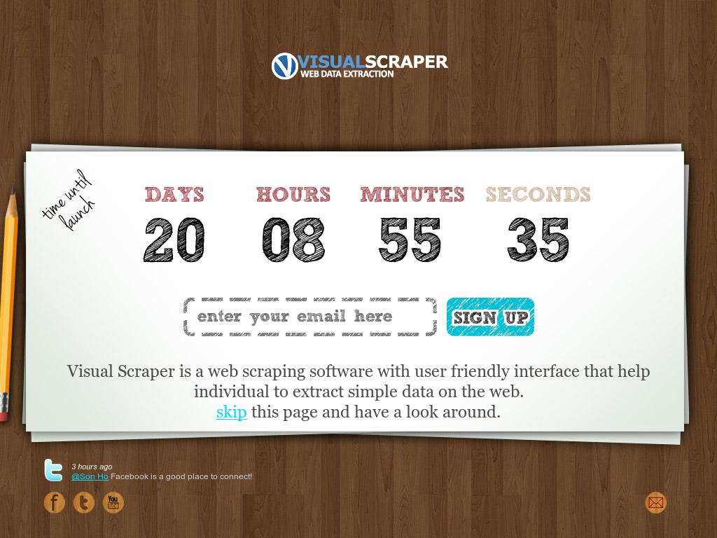 Owler Reports - Visual Scraper: Visual Scraper