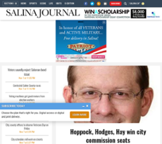 Salina Journal Competitors, Revenue and Employees - Owler