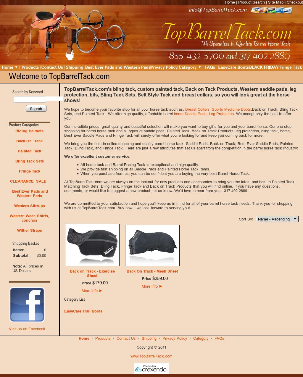 top barrel tack competitors revenue and employees owler company
