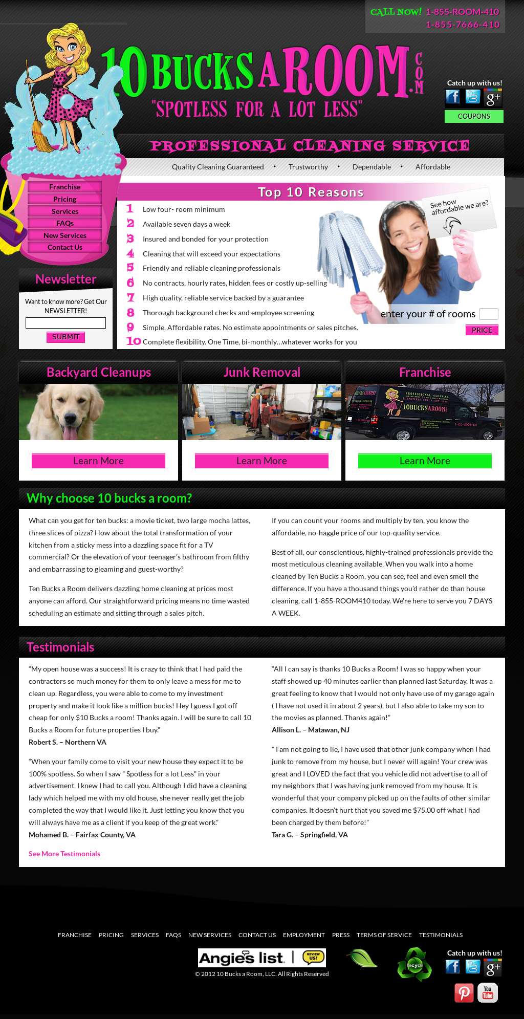 10Bucksaroom.com Competitors, Revenue and Employees - Owler Company ...