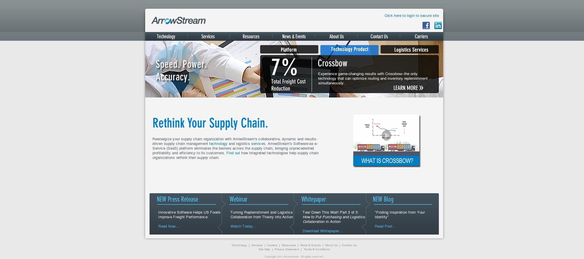 Arrowstream online dating