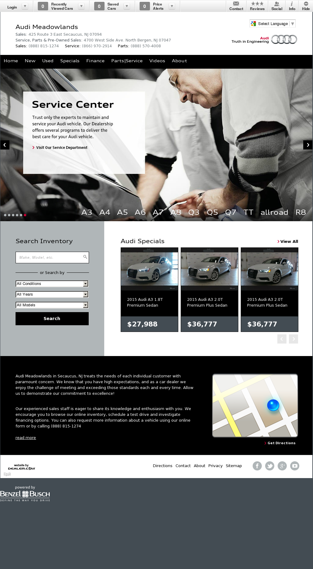 Meadowlands AudiAudi Meadowlands Competitors Revenue And Employees - Audi meadowlands