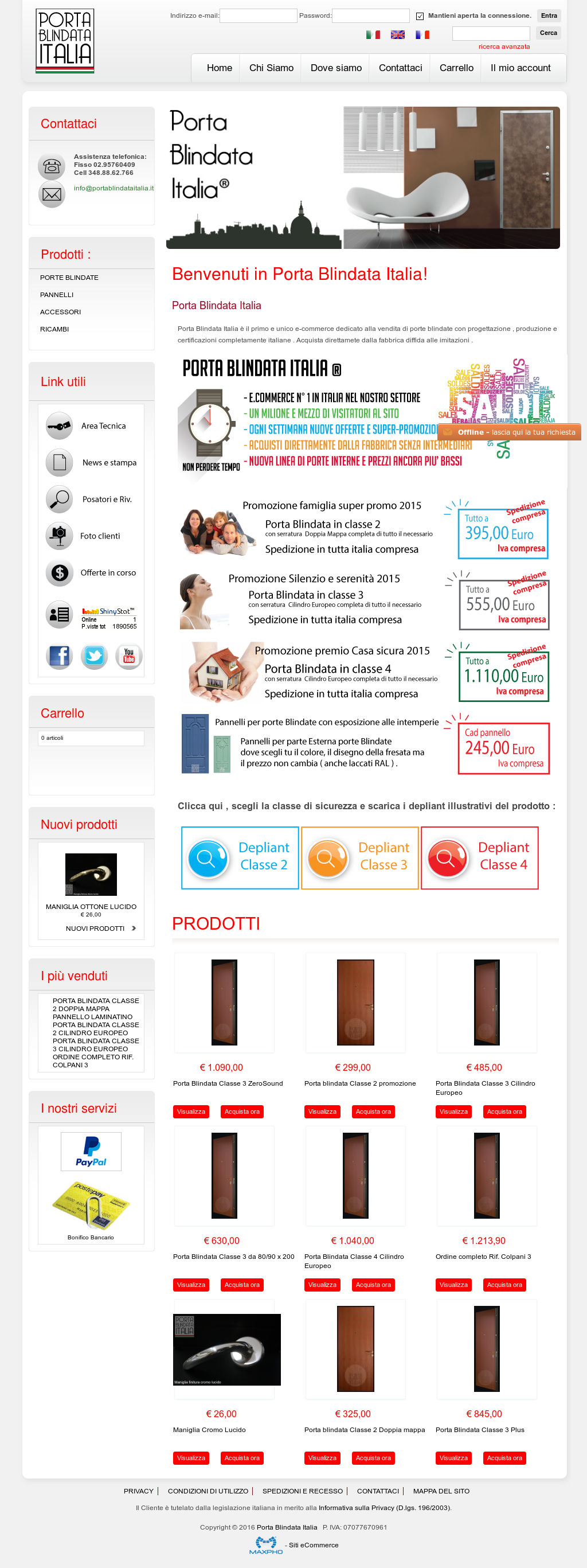 Porta Blindata Italia Competitors, Revenue and Employees - Owler ...