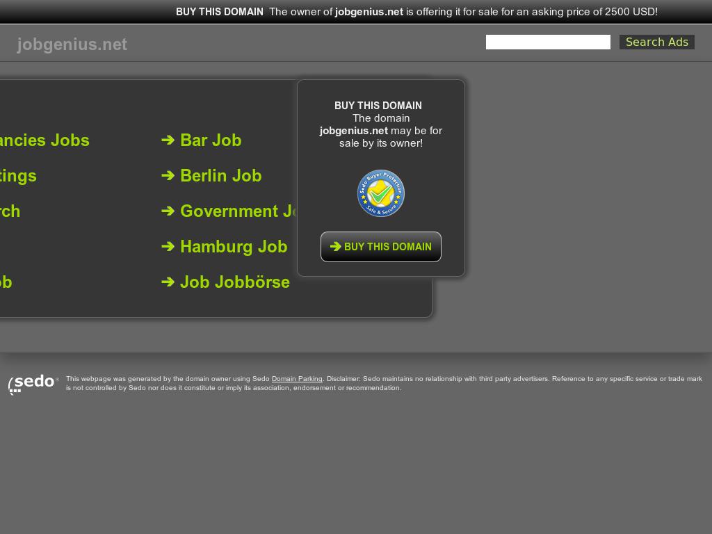 Jobgenius Competitors Revenue And Employees Owler Company Profile