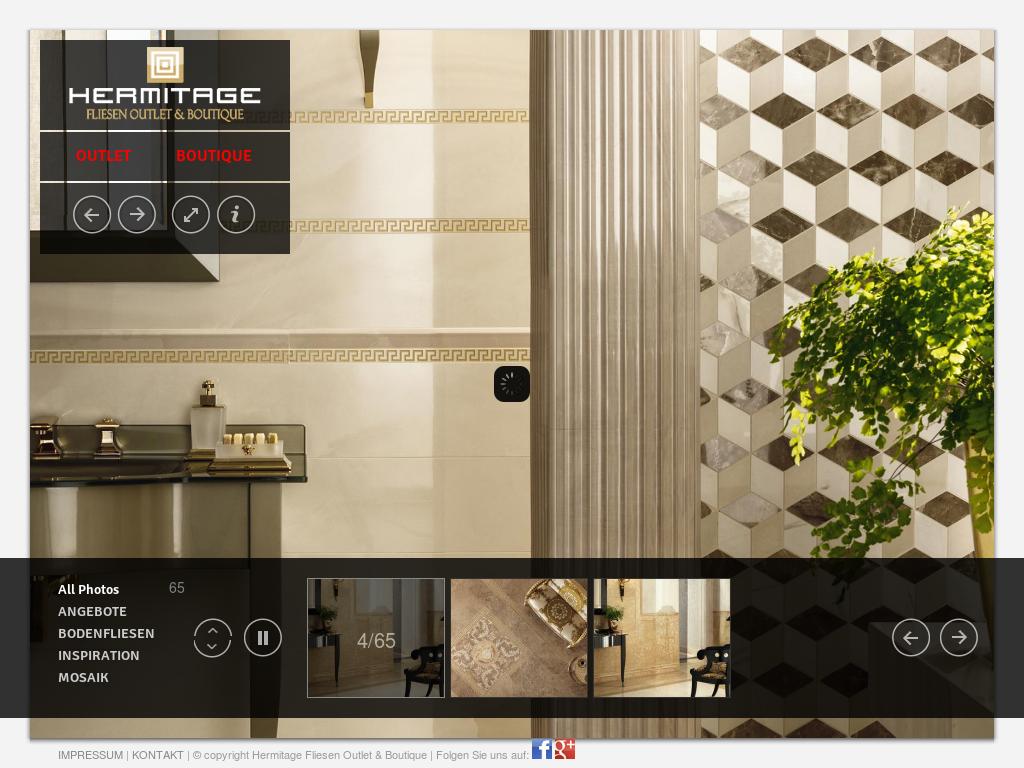 Hermitage Fliesen Outlet Boutique Competitors Revenue And - Mosaik fliesen outlet