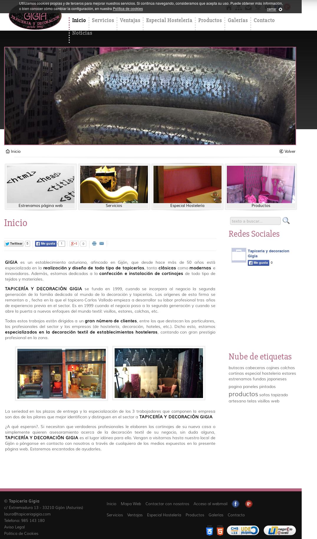 Tapiceria y decoracion gigia company profile owler - Tapiceria y decoracion ...