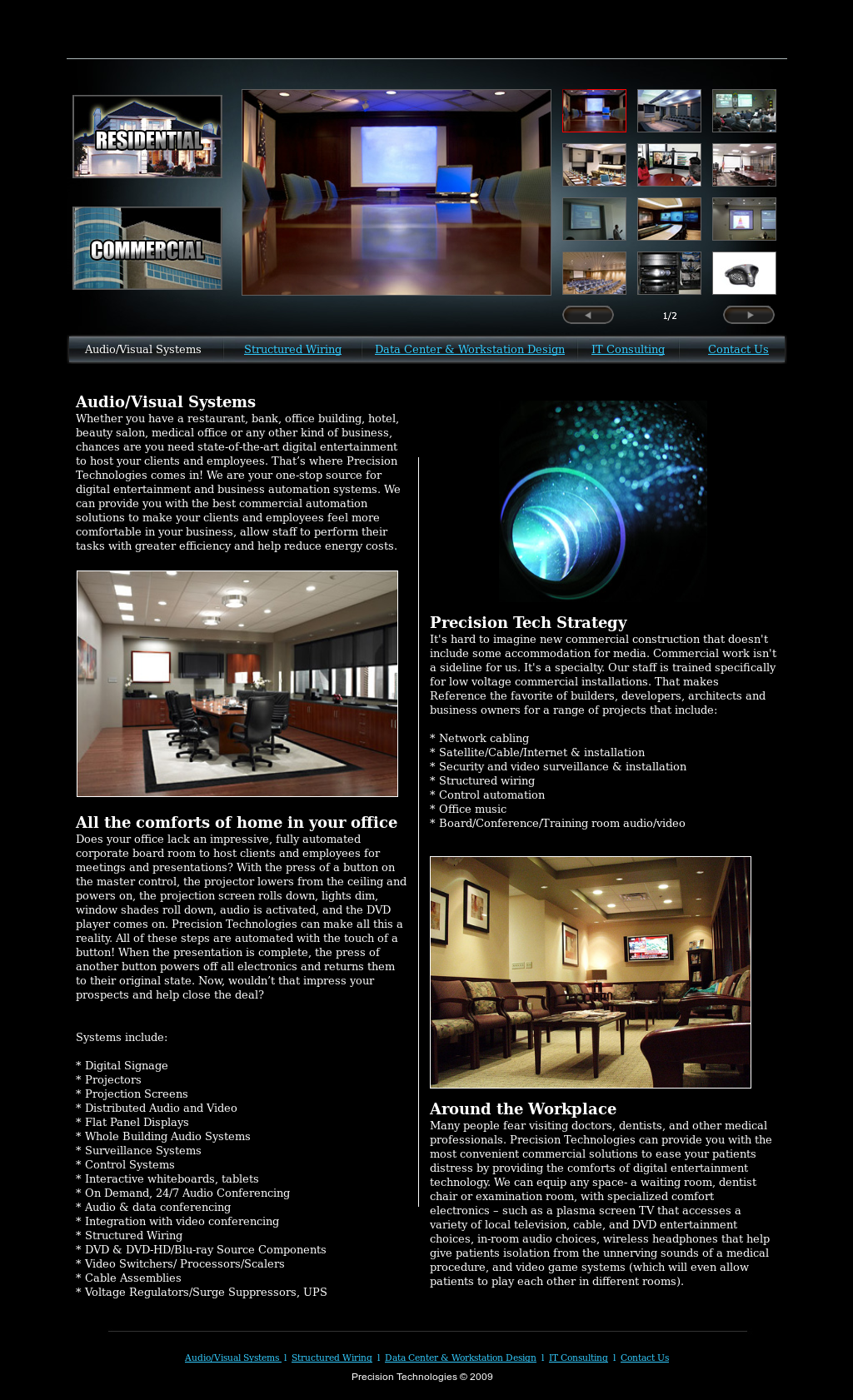 Precisiontechit Competitors Revenue And Employees Owler Company Network Wiring Commercial Design Profile