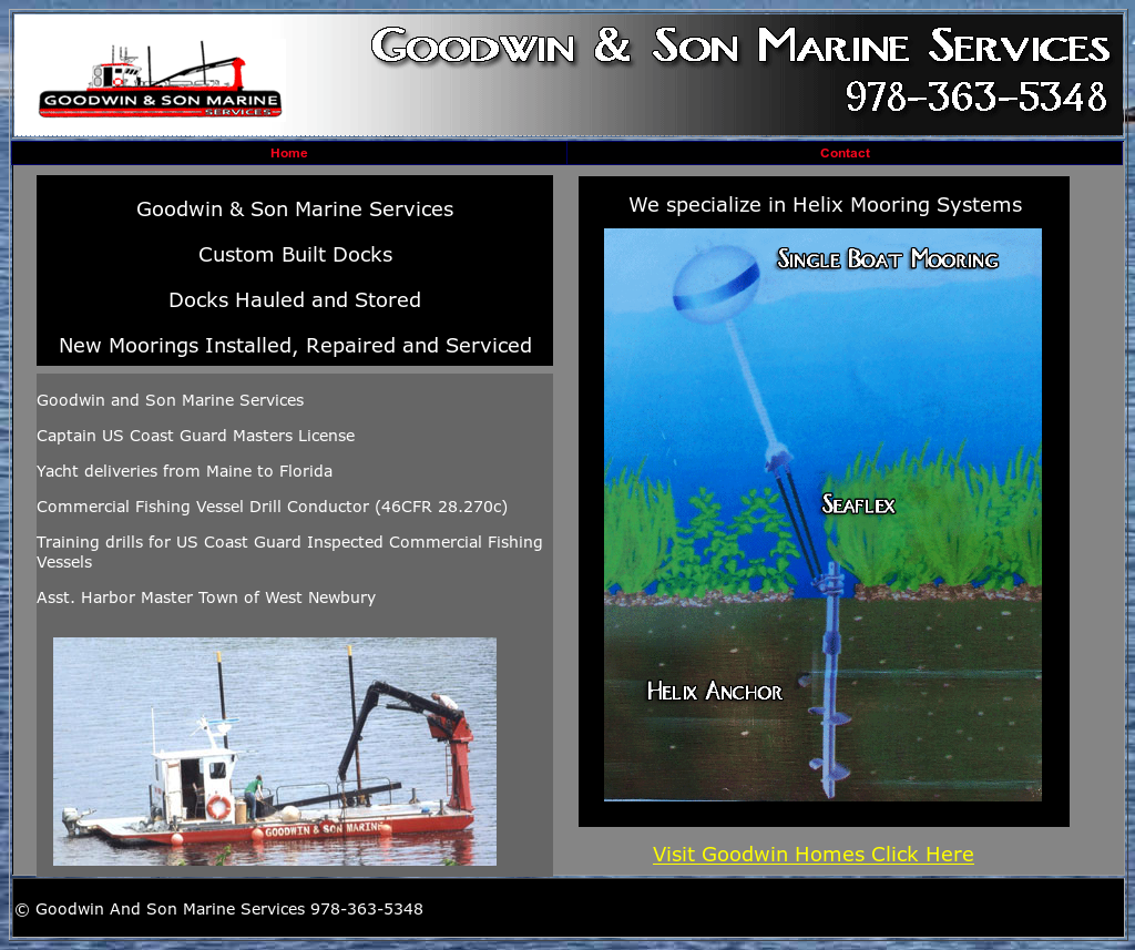 Goodwin And Son Marine Services Competitors, Revenue and