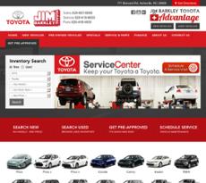 Jim Barkley Toyota Of Asheville Competitors, Revenue And Employees   Owler  Company Profile