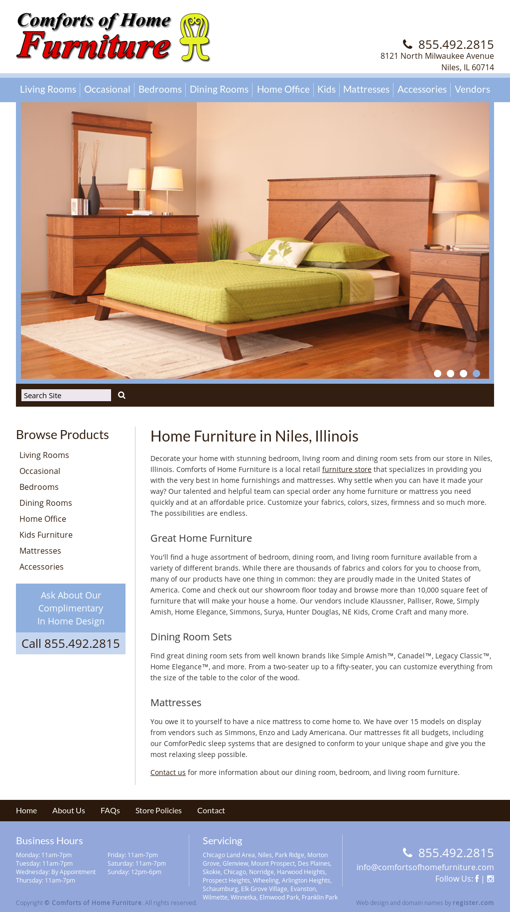 Comforts Of Home Furniture Compeors Revenue And Employees Owler Company Profile