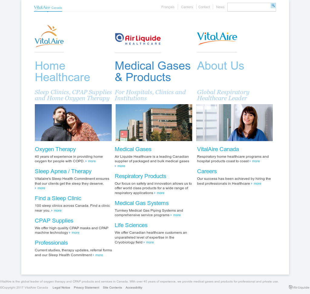 VitalAire Competitors, Revenue and Employees - Owler Company