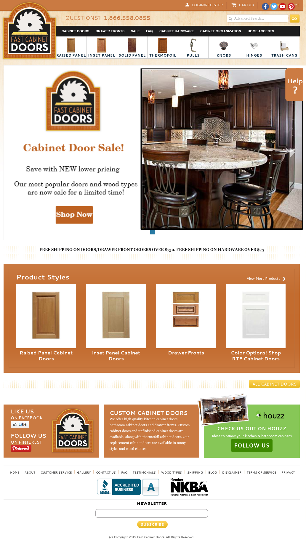 Fast Cabinet Doors Competitors, Revenue And Employees   Owler Company  Profile