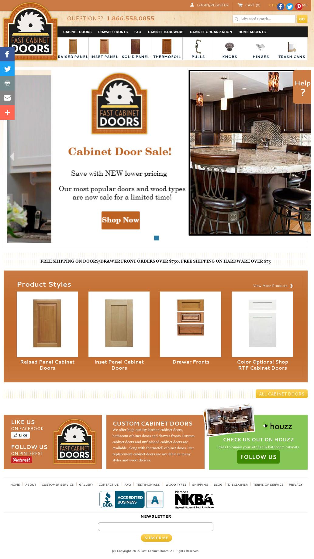 Best Fast Cabinet Doors Decoration