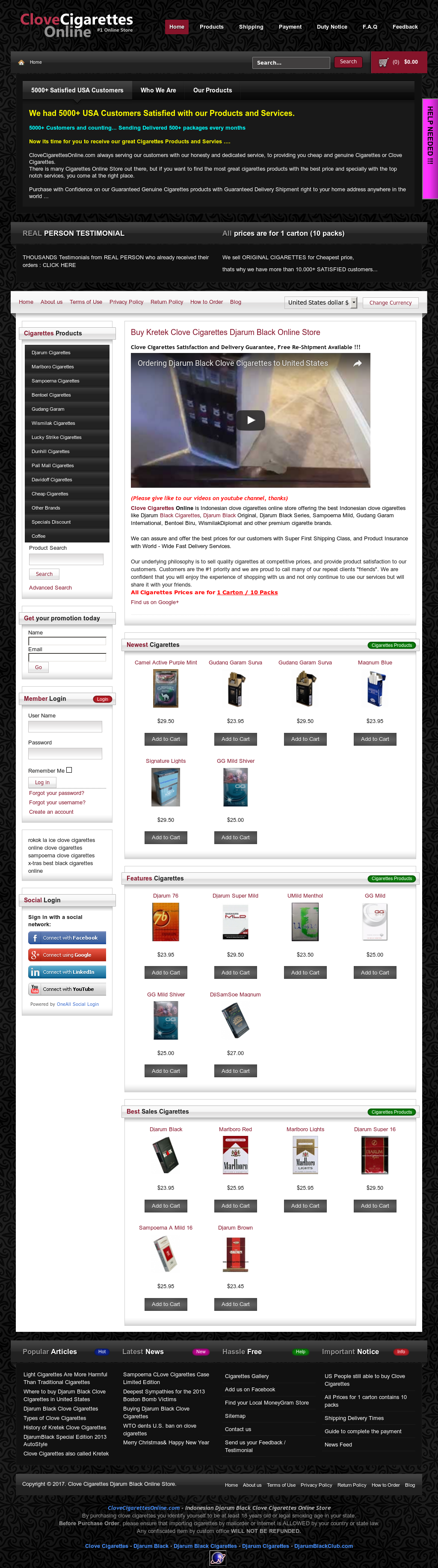 Sampoerna Clove Cigarettes Online Karmashares Llc Leveraging Umild 16 Owler Reports Djarum Black Store Blog Your Answer To Good Quality Kretek