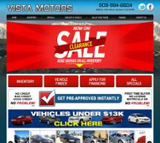 Vista Motors Company Profile Owler