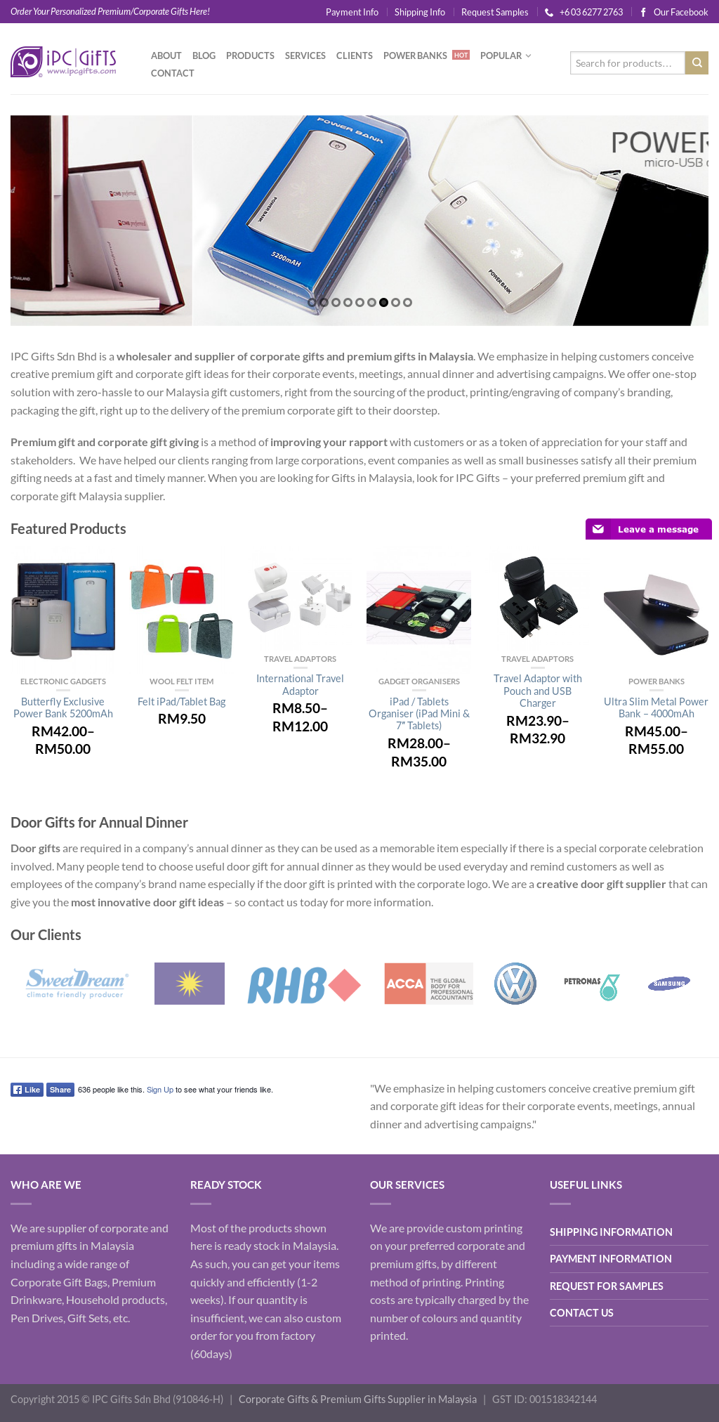 Ipcgifts Competitors Revenue And Employees Owler Company Profile