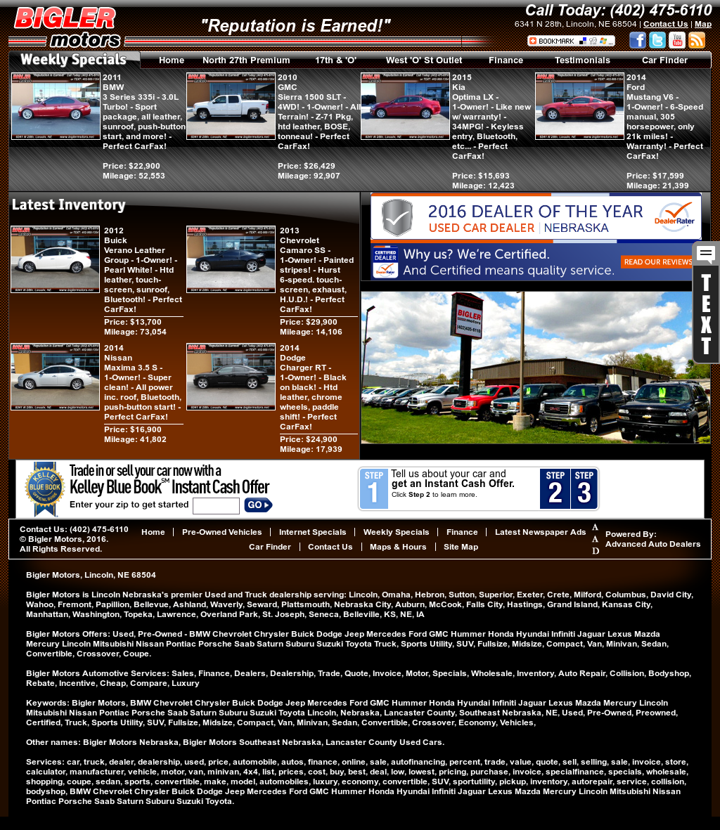 bigler motors inc s competitors revenue number of employees funding acquisitions news owler company profile owler