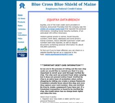 Bcbs Of Maine Employees Federal Credit Union Competitors
