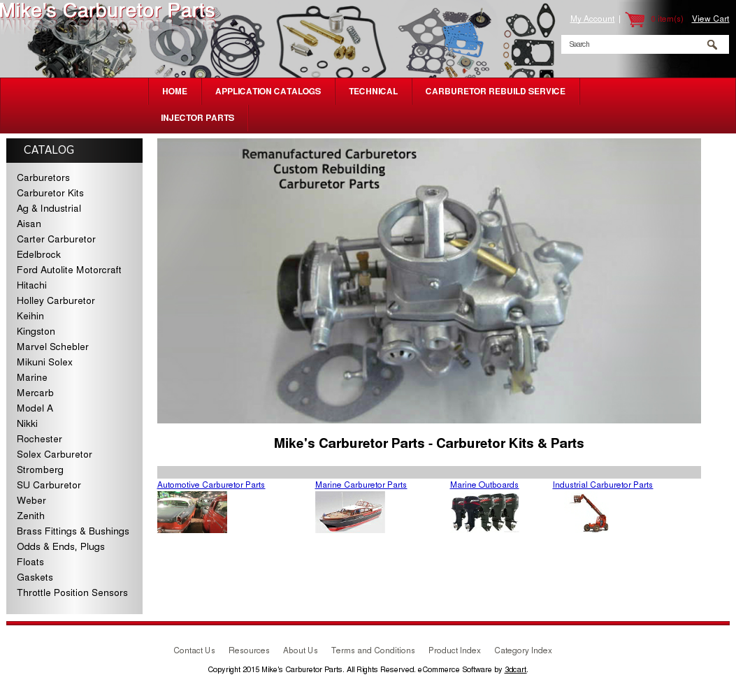 Mikescarburetor Competitors, Revenue and Employees - Owler