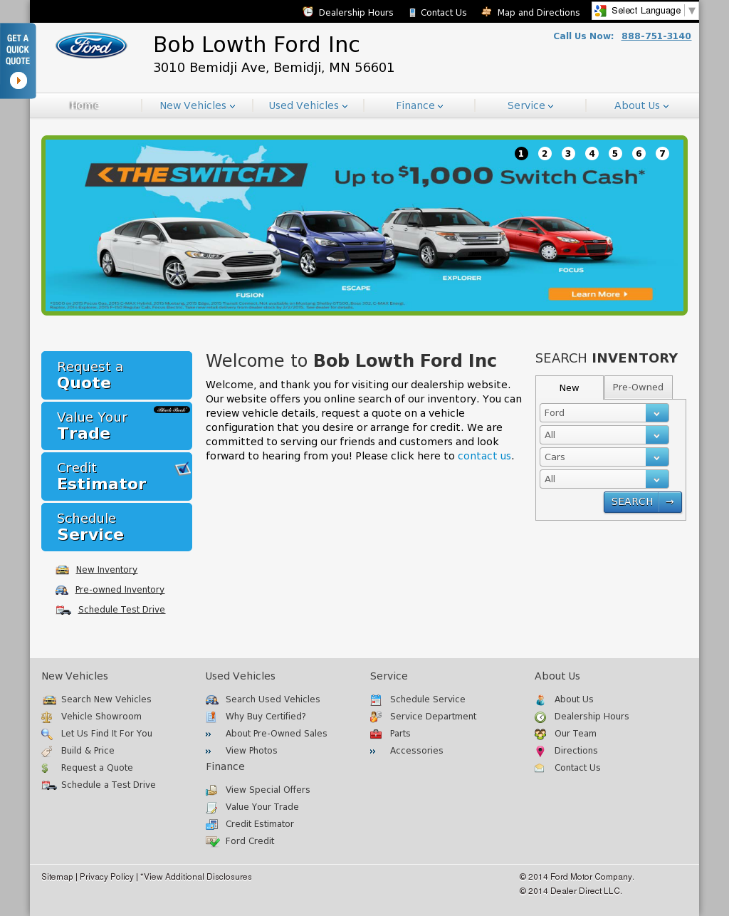 Bob Lowth Ford >> Bob Lowth Ford Competitors Revenue And Employees Owler