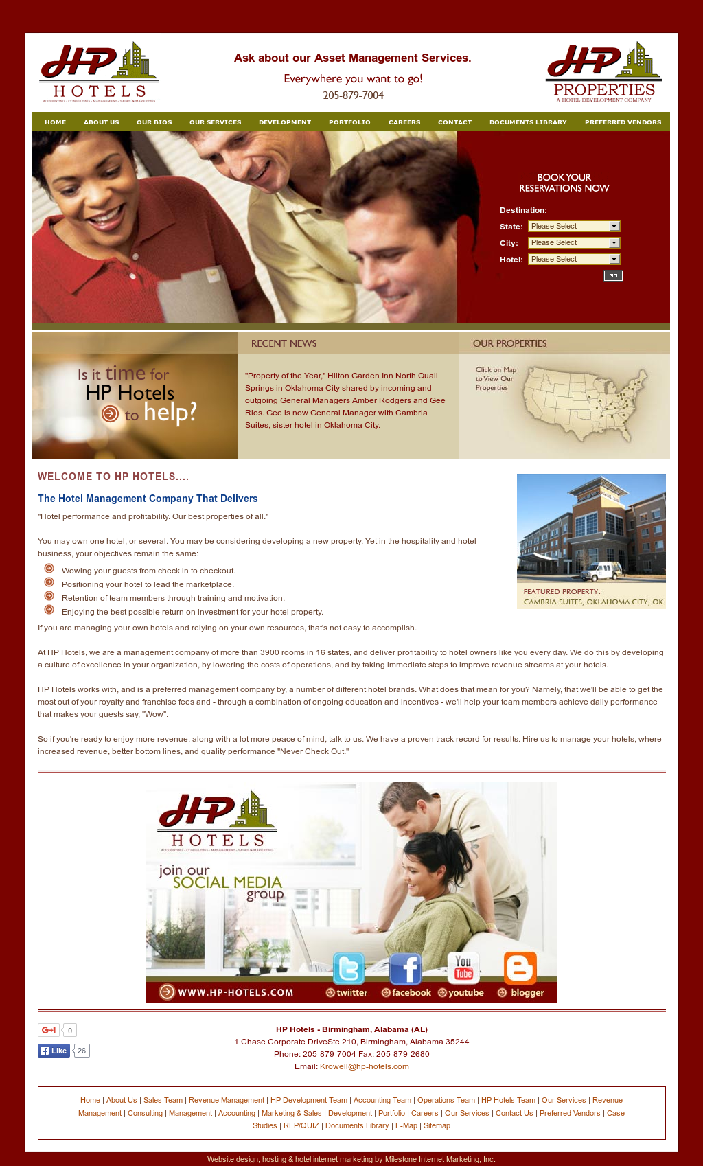 Hp Hotels Compeors Revenue And Employees Owler Company Profile