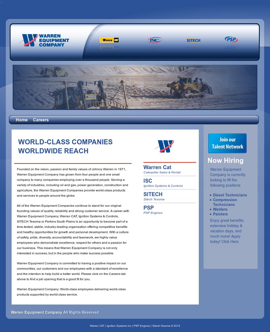 Warren Equipment Competitors, Revenue and Employees - Owler
