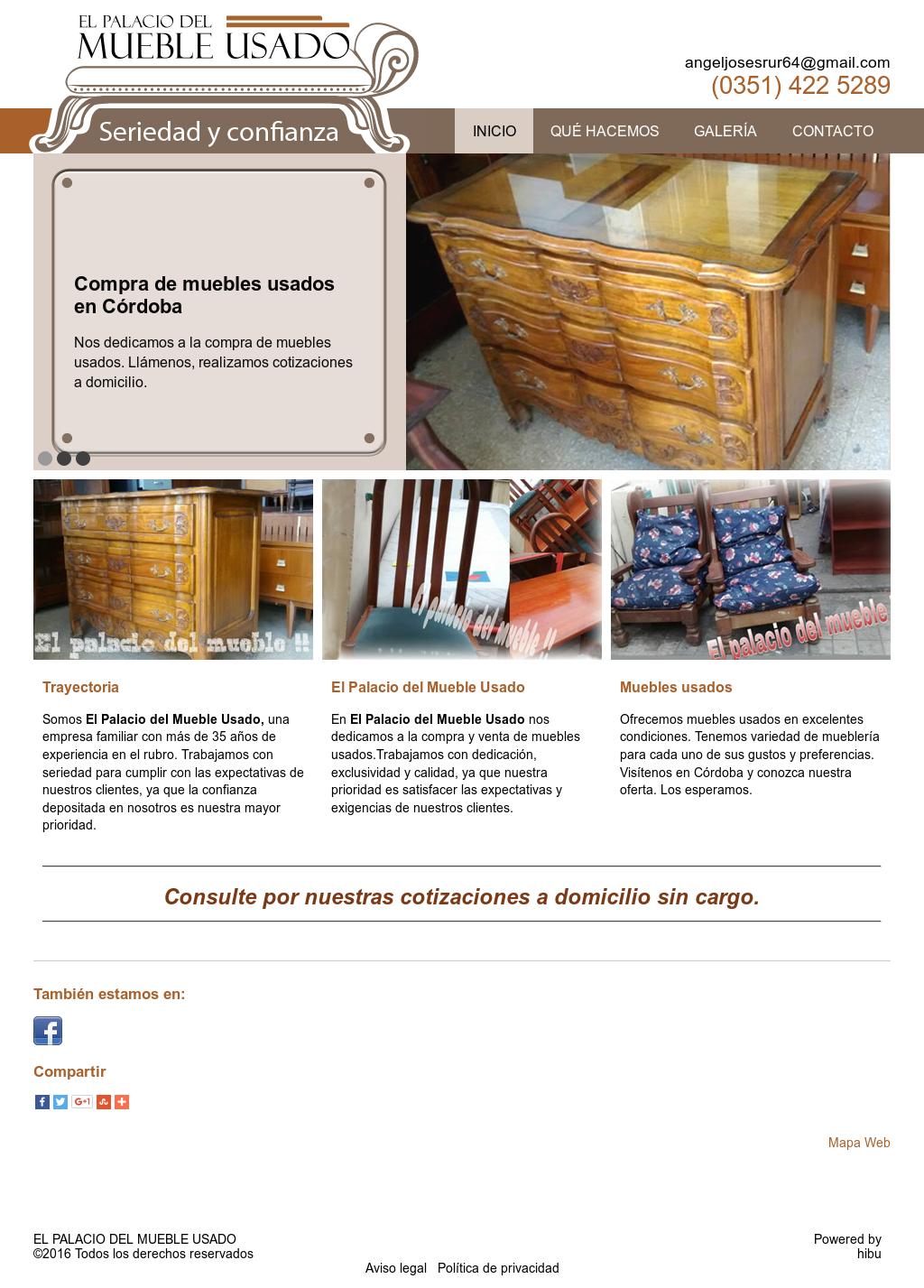 El Palacio Del Mueble Usado Competitors Revenue And Employees