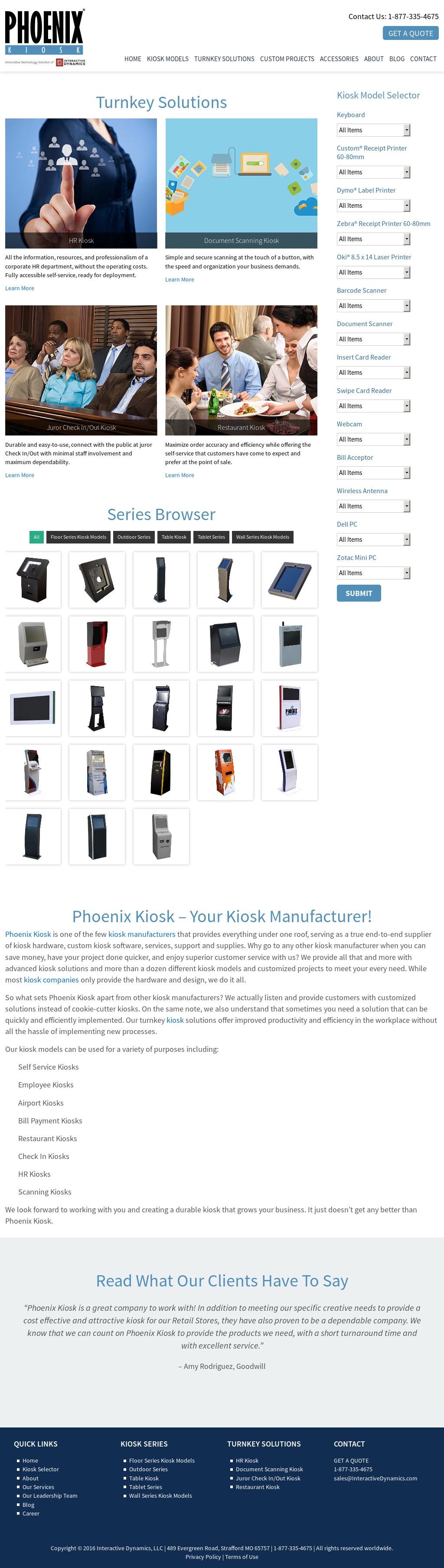 Phoenix Kiosk Competitors, Revenue and Employees - Owler Company Profile