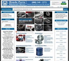 Honda Parts Wholesale Direct Competitors Revenue And Employees