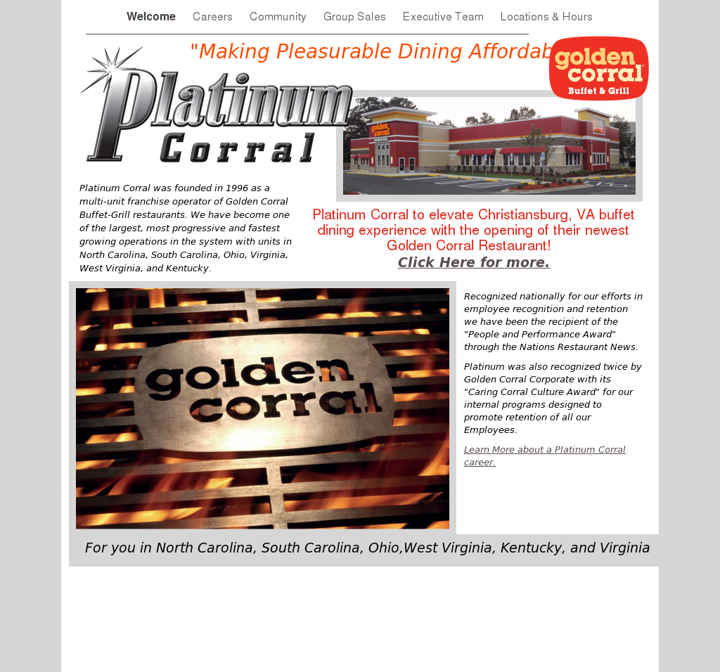 Platinum Corral Competitors, Revenue and Employees - Owler Company ...
