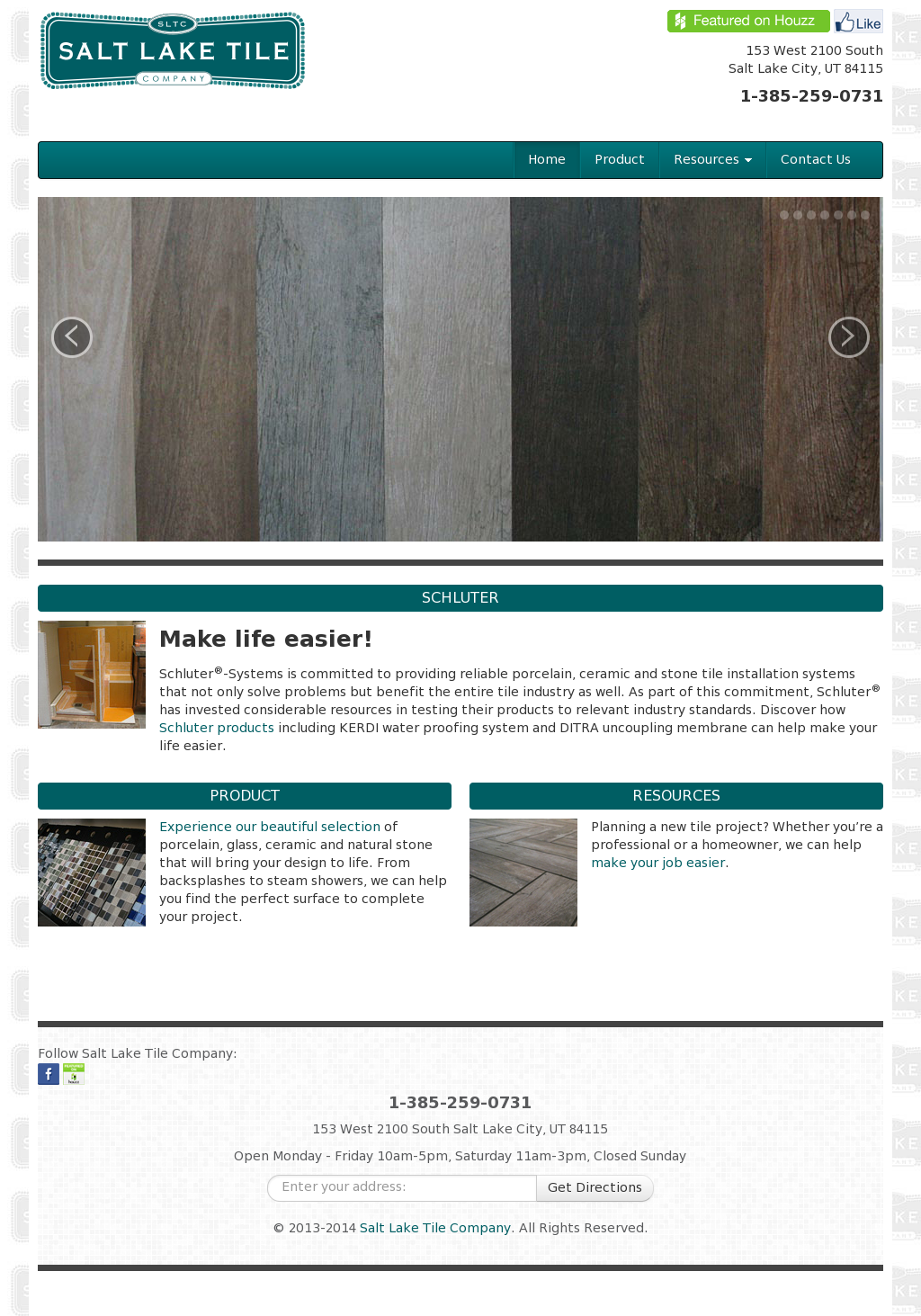 Salt Lake Tile Company Compeors Revenue And Employees Owler Profile