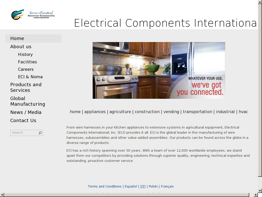 Electrical Components International Competitors, Revenue and ...