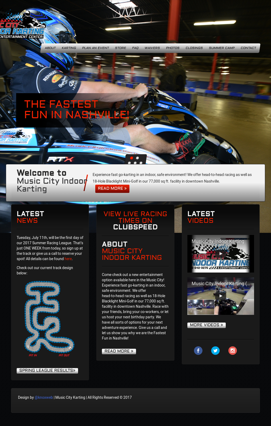 Indoor Go Karts Nashville >> Music City Indoor Karting Competitors Revenue And Employees