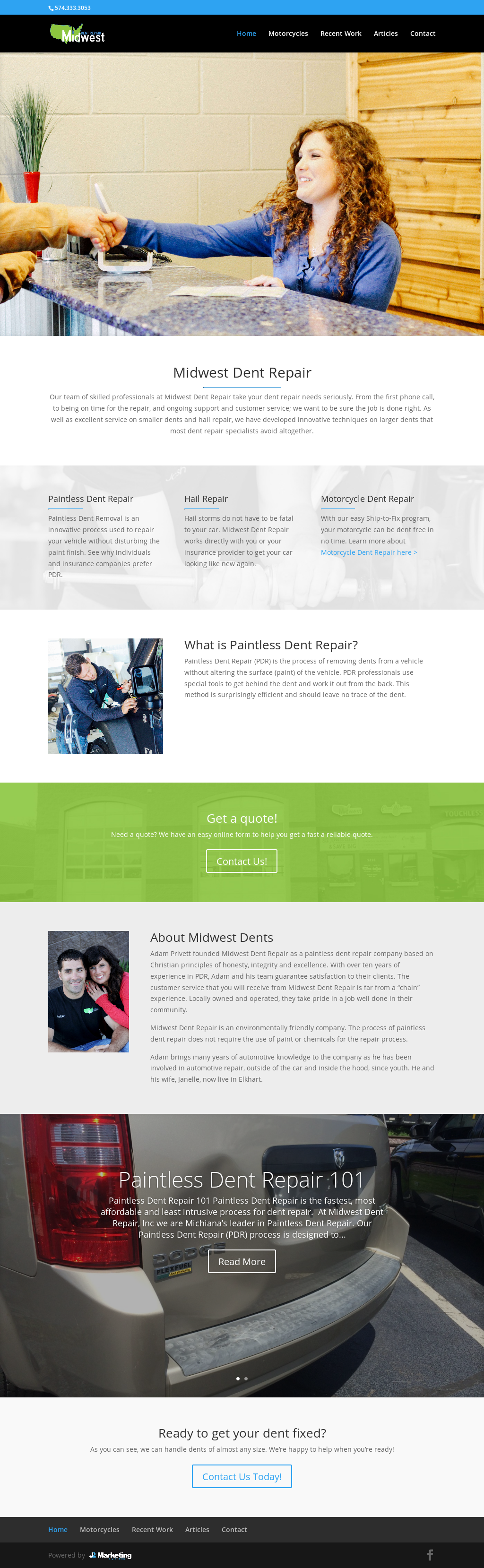 Mobil1 Us Onlineform >> Midwest Dent Repair Competitors Revenue And Employees