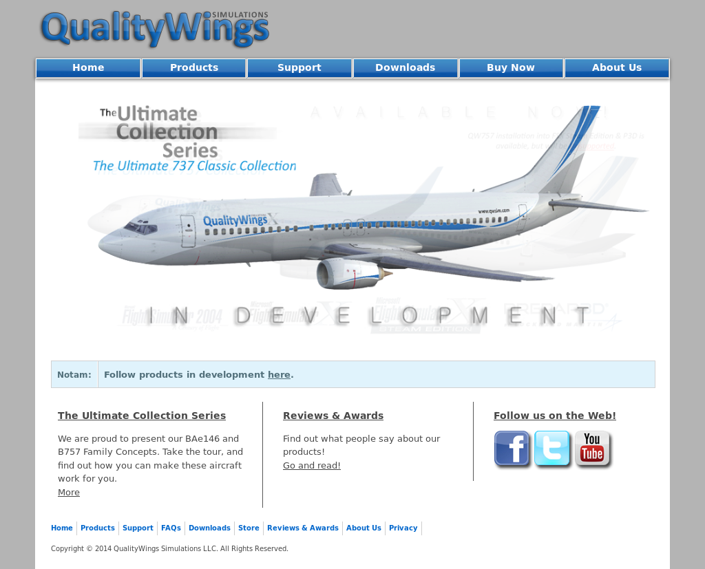 Qualitywings Simulations Competitors, Revenue and Employees