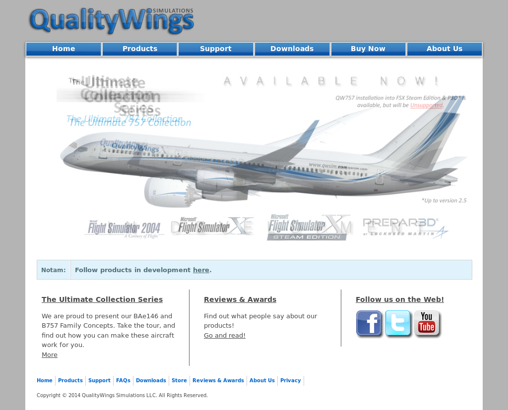Qualitywings Simulations Competitors, Revenue and Employees - Owler