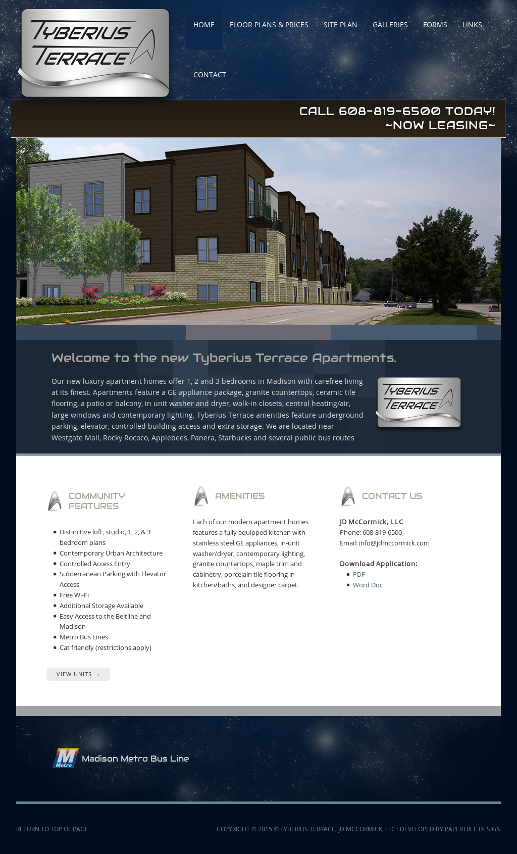 Tyberius Terrace, Jd Mccormick Competitors, Revenue and