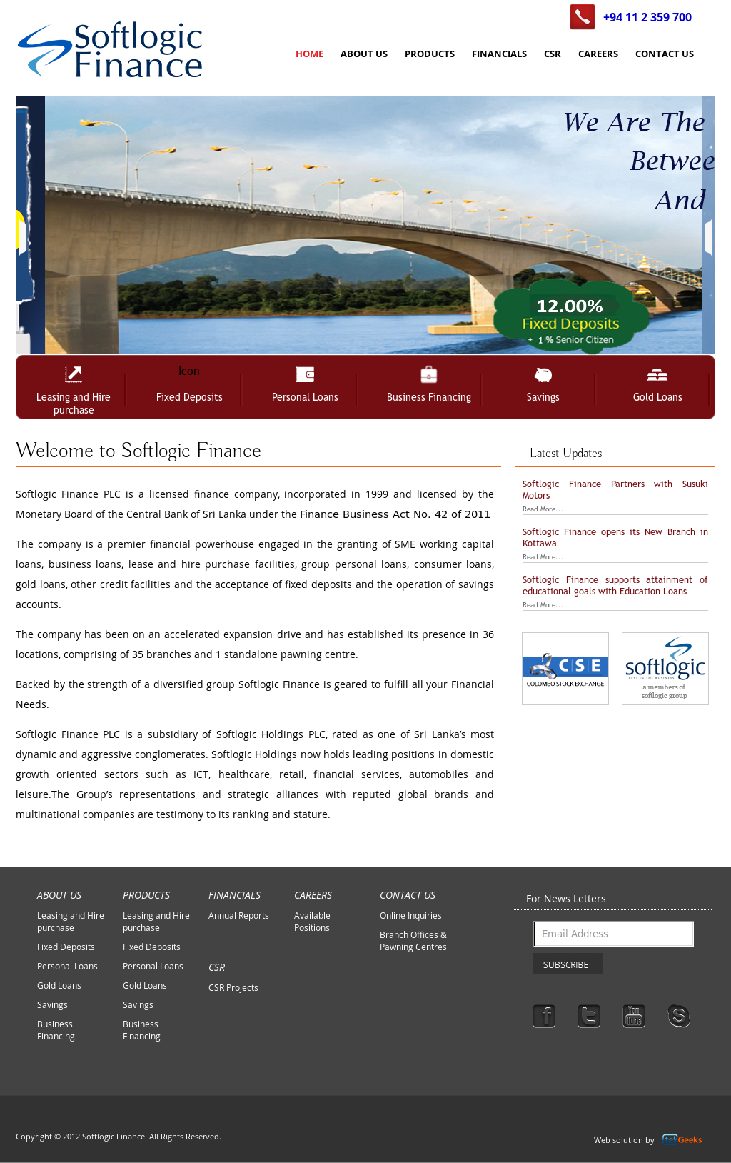Softlogic Finance Competitors, Revenue and Employees - Owler Company