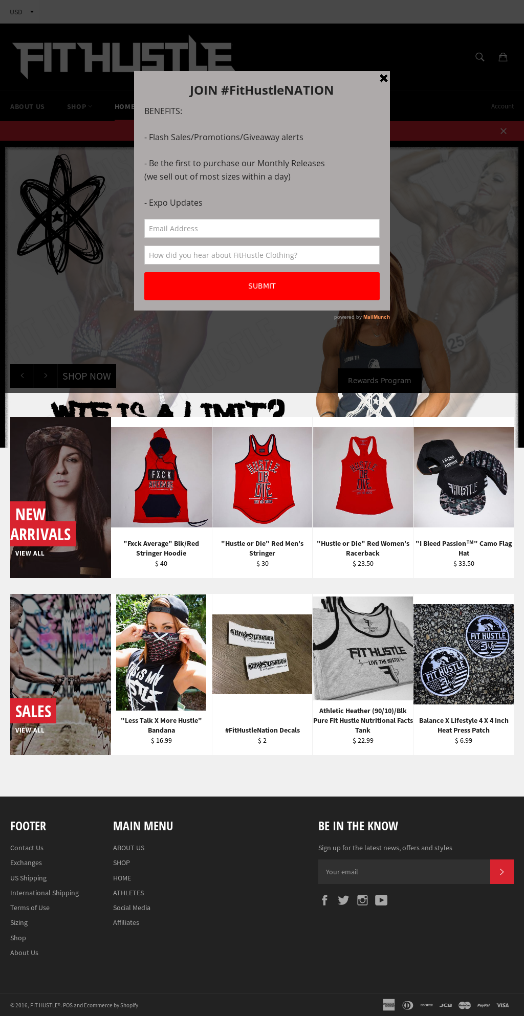 Fit Hustle Clothing Competitors, Revenue and Employees - Owler