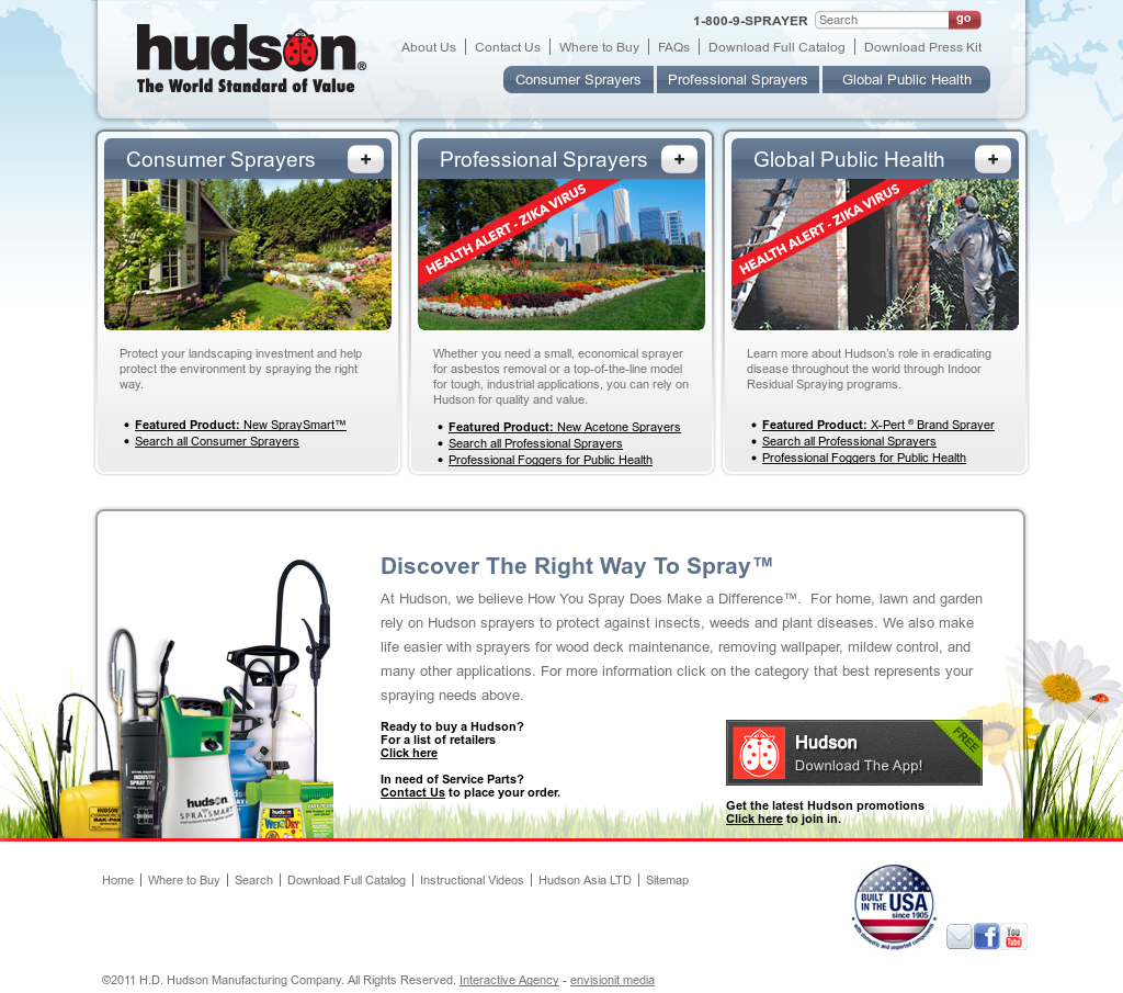 H D Hudson Manufacturing Company Competitors, Revenue and ...