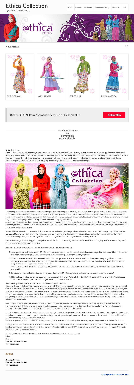 Ethica Collection Competitors Revenue And Employees Owler Company Setelan Baju Koko Anak Rbj477 Profile