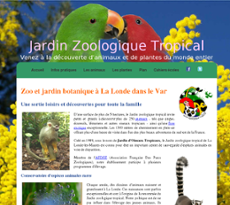 Jardin Zoologique Tropical Competitors Revenue And Employees