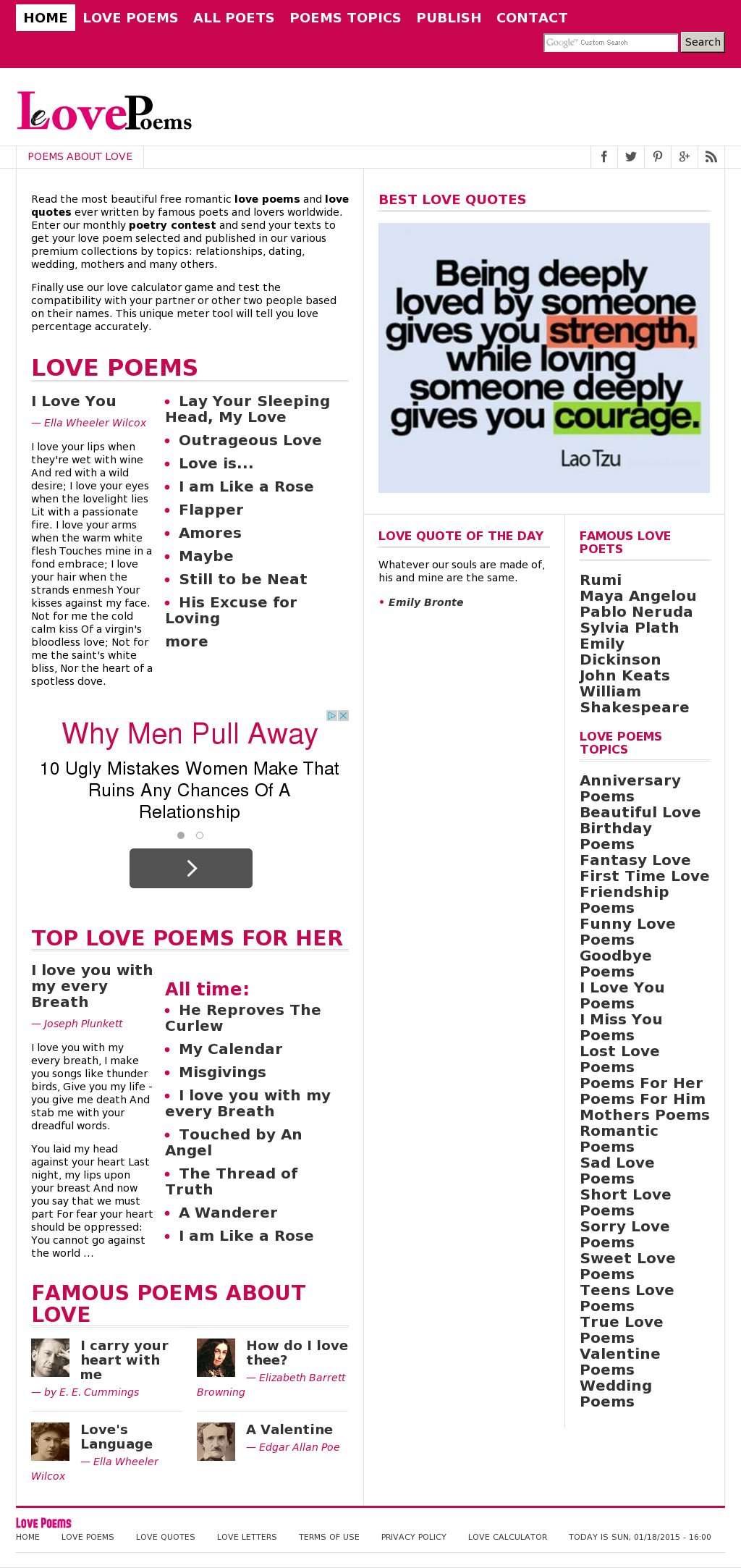 E Lovepoems Competitors, Revenue and Employees - Owler