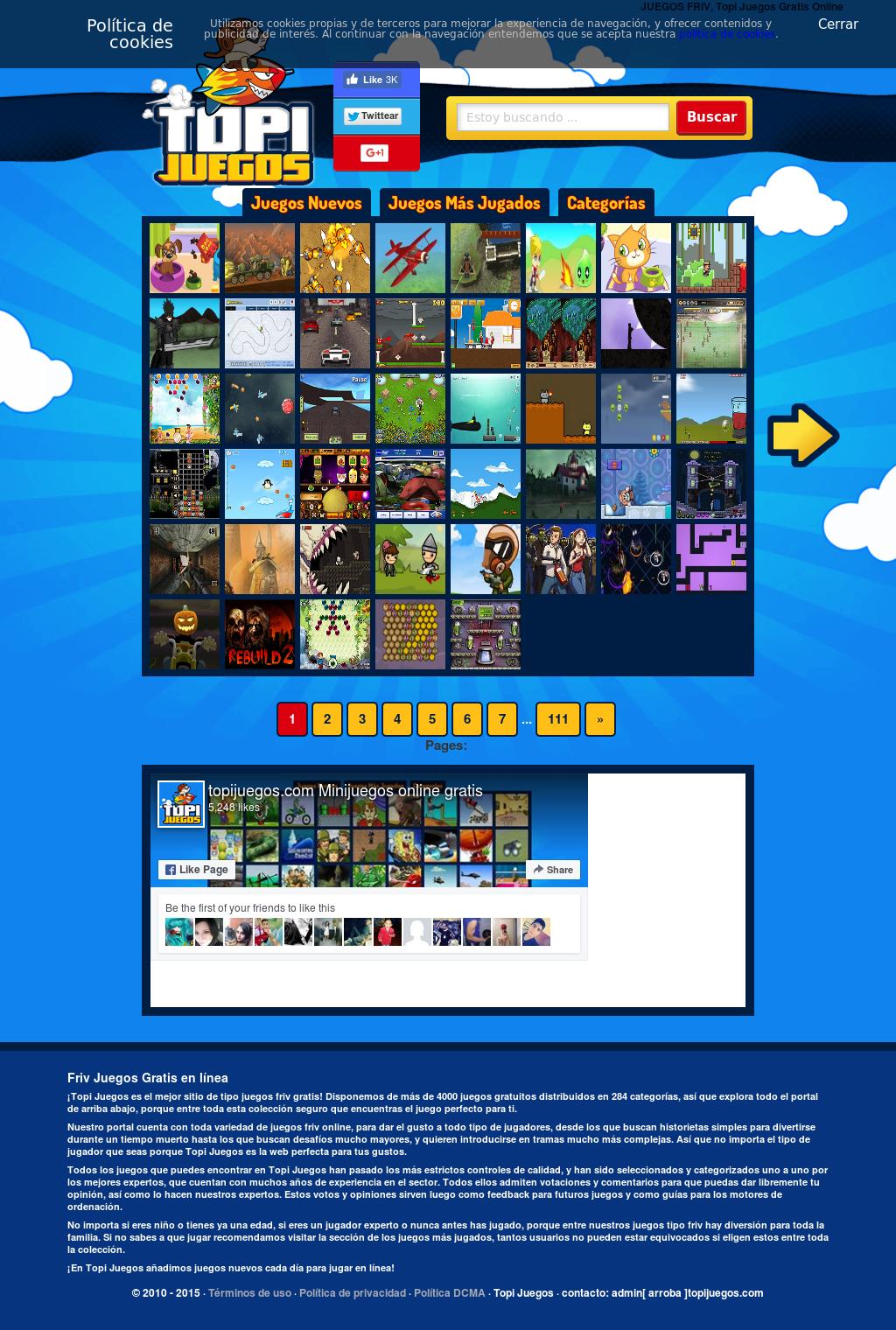 Topijuegos Com Minijuegos Online Gratis Competitors Revenue And