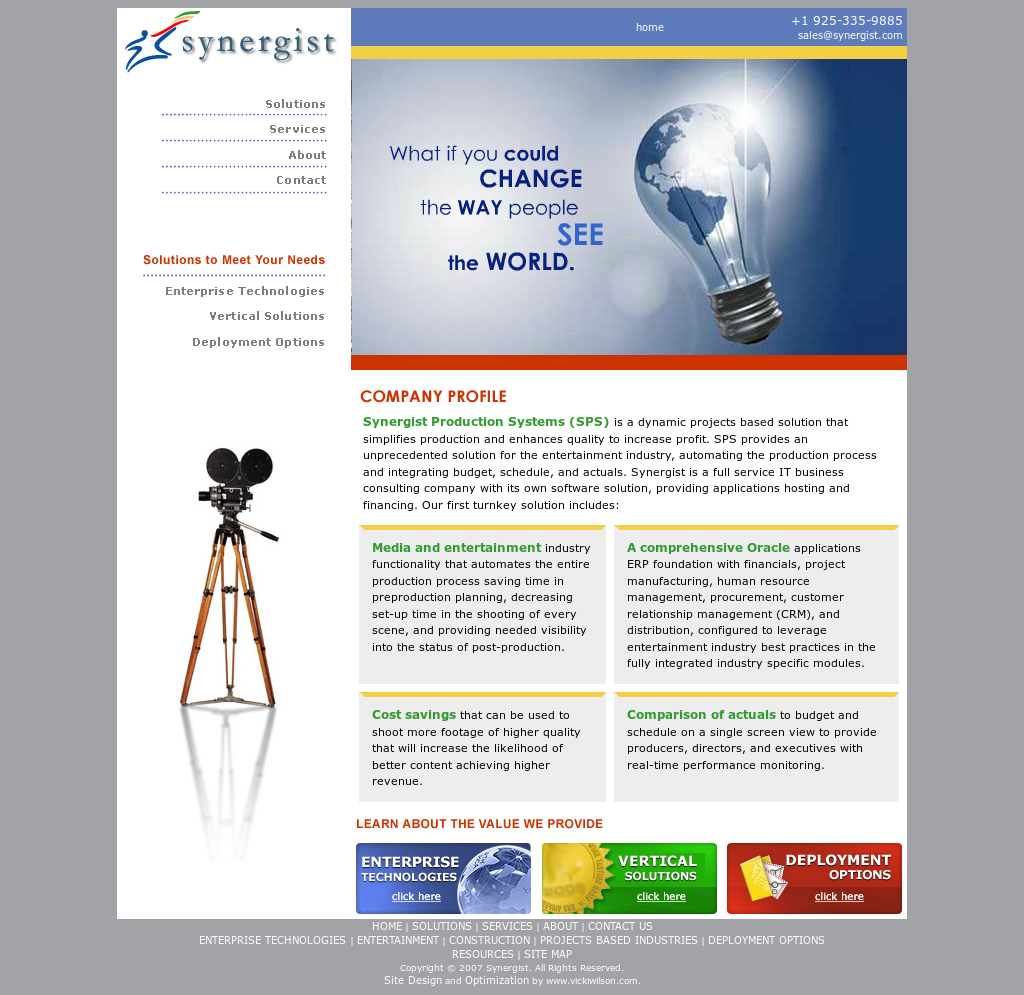 Synergist Competitors, Revenue and Employees - Owler Company