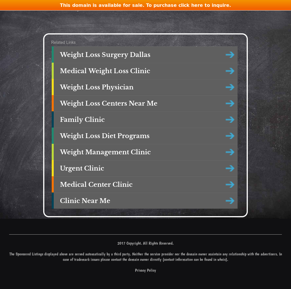 Arlington Va Weight Loss Clinic Competitors Revenue And Employees