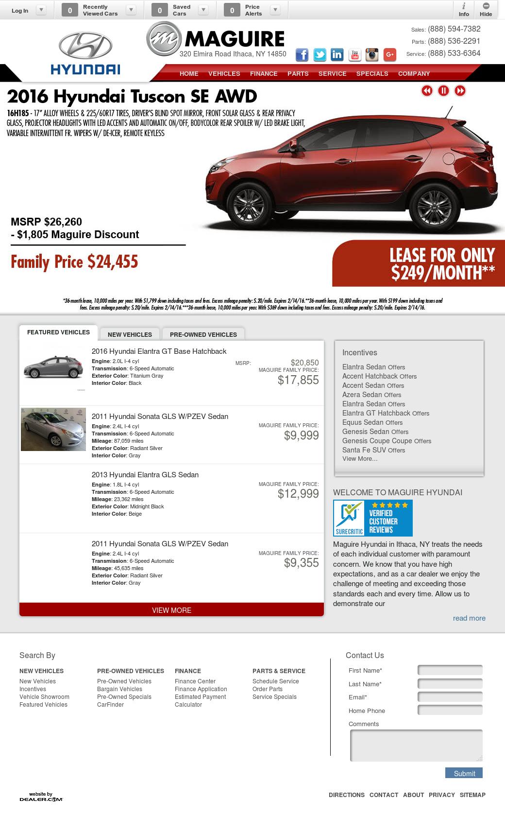 Maguirehyundai Competitors Revenue And Employees Owler Company Hyundai 1 8l Engine Profile